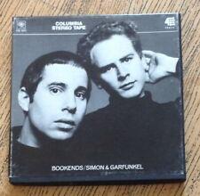 "Simon & Garfunkel ""Bookends"" 4 track stereo 7 1/2 ips reel to reel tape"