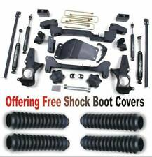 "ZoneOffRoad 6"" Suspension System With Free Boot Protectors C4N/ZONU3100X4"