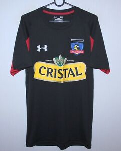 Colo-Colo Chile football away shirt 2015 Under Armour Size S