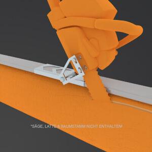 MSW1 Mobiles Sägewerk passt zu: Kreissäge, Stichsäge, Handkreissäge