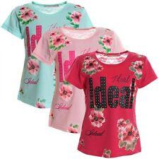 Kurzarm Mädchen-T-Shirts & -Tops mit Stretch-Stil