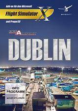 Mega Airport Dublin FSK/P3D/FS2004