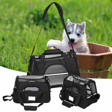 Comfort Pet Dog Nylon Handbag Carrier Travel Carry Bags For Small Animals S M