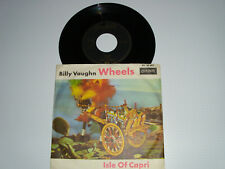 "BILLY VAUGHN & HIS ORCHESTRA - Wheels / Isle Of Capri 7"" LONDON DL 20 385"