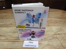 ADOBE PHOTOSHOP & PREMIERE ELEMENTS 7 P/N 65026878