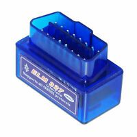 Mini scanner auto Bluetooth OBD2 ELM327 v2.1 Android coppia Auto Scan Tool IT