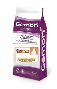 Monge GEMON ALL BREEDERS 20 kg → Performance  / Super Energy - Per CANI