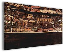 Quadro moderno Egon Schiele vol VIII stampa su tela canvas pittori famosi