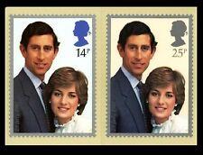 PHQ 53  Royal Wedding  Set  1981   MINT