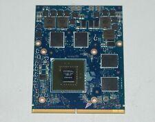 NVIDIA GTX 660M 2GB tarjeta de video N13E-GE-A2 DELL Alienware M17X M18X portátil