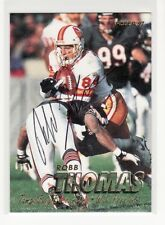 ROBB THOMAS AUTOGRAPHED TAMPA BAY BUCCANEERS 1997 FEER #237 OREGON STATE