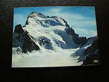 FRANCE - carte postale - la face nord des ecrins (cy29) french