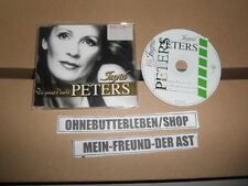 CD Pop Ingrid Peters - Die ganze Nacht (3 Song) MCD PALM REC