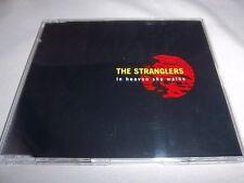 STRANGLERS-IN HEAVEN SHE WALKS 3 TRKS-WHEN WEN X 1018 UK NEAR MINT CD