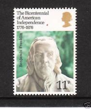 Gr Britain 1976 bi-centennial  postfris/MNH