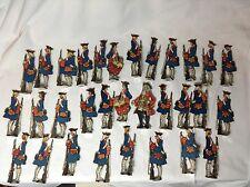 Infanteria, Infanterie, Recortables,Cut Out Soldier, Scenion,Seix & Barral