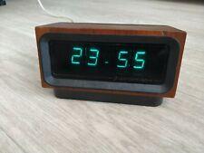 ULTRA RARE nixie tube watch Elektronika 4