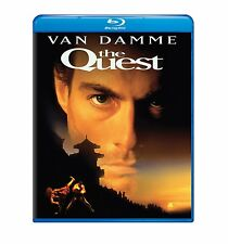 THE QUEST (1996 Jean Claude Van Damme)  -   Blu Ray - Region free for UK