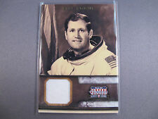 Bill Pogue Astronaut Relic Space Card 2012 Panini Americana #'D 329/425