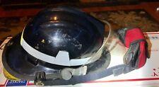 New listing 1993 Bullard Firedome Ii Firefighters Helmet Fh2192 Fh2192A W/ Ess Goggles