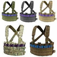 Condor MCR6 MOLLE PALS Modular 5.56 .223 Magazine Pouch Rapid Assault Chest Rig