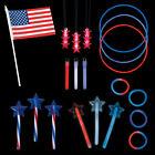Patriotic Family Glow Kit - Jewelry - 198 Pieces