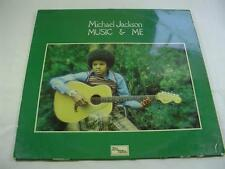 Michael Jackson - Music & Me - German Import -