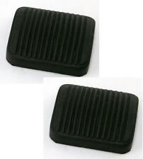 New Pair Jeep Wrangler Yj Tj Brake And Clutch Pedal Pad Set  I 16753.03X2