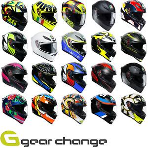 AGV K1 Motorcycle Motorbike Sport Helmet