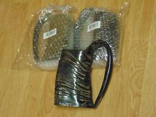 Ale Horn 16 Oz. Drink Cup Stein Mug (One) Medieval Style Viking Drinkware Nip