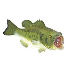 Large Mouth Bass Incredible Creatures Figure Safari Ltd NEW Toys Educational
