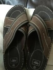 BRAND NEW COTTON TRADERS MENS MULES SIZE 12