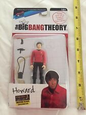 SDCC 2016 The Big Bang Theory Star Trek Howard 3.75 Inch Action Figure
