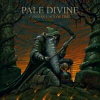 PALE DIVINE - CONSEQUENCE OF TIME   CD NEUF