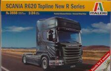 SCANIA R 620 TOPLINE KIT 1:24 Italeri IT3858