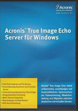 Acronis True Image Echo Server für Windows Server 2008/2003