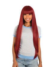 R&B Collection RJ Park Synthetic Full Cap Straight Long Hair Wigs  - RJ Winnie