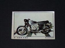#47 BMW R 60/5 DEUTSCHLAND ALLEMAGNE MOTO 2000 PANINI EDITIONS DE LA TOUR 1973