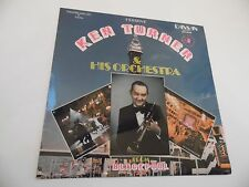 """KEN TURNER & HIS ORCHESTRA , FROM BLACKPOOL .12"""" 33rpm LP Record. Ballroom dance"""