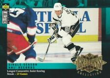 Cartes sportives, saison 1995 Upper Deck