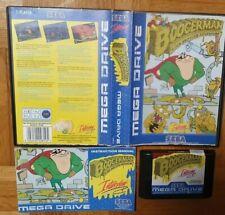 Boogerman - SEGA Mega Drive