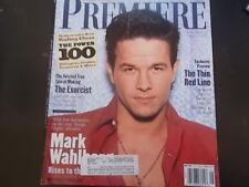 Mark Wahlberg - Premiere Magazine 1998