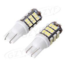 12V T10 168 Xenon LED Backup Reverse Lights Bulbs Lamp 6000K White Set