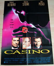 Robert DeNiro CASINO original Kino Plakat A1 Motiv Lila