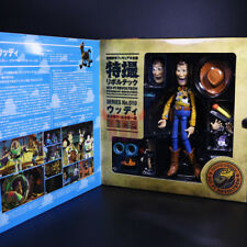 Toy Story Woody Sci-fi Revoltech #010 Action Figure Disney Kaiyodo Doll New