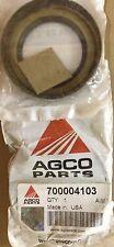 Agco Parts 700004103 Seal (QTY 2) Massey Ferguson