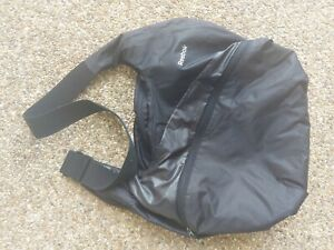 Reebok Gym Sports Cross Body Bag Black