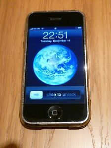 Apple iPhone 1st Generation - 8GB - Black - Collectors Item