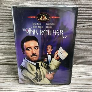 The Pink Panther (DVD, 1999) Peter Sellers/David Niven NEW!