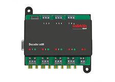 Märklin 60842 Decoder m84 Ein- und Auschalten, Dauerstrom Beleuchtungen usw. NEU